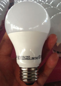 5.5W 480lm A60 Bulbs-CE/RoHS Certificates
