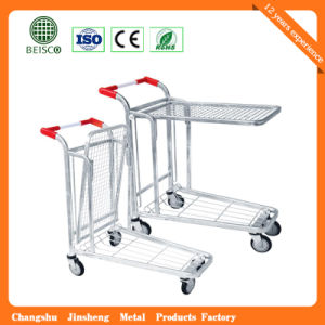 Warehouse Transport Trolley with High Quality (JS-TWT07) pictures & photos