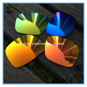 UV400 Multi Color Mirror Revo Tac Polarized Lens pictures & photos