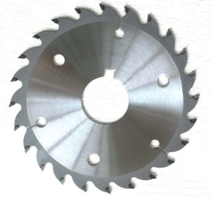 """11""""*24t Multichip Saw Blade for Wood Cutting"""