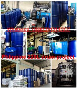 3000L Drum Extrusion Blow Molding Machine pictures & photos