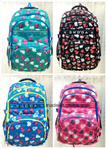 Fashion School Kid Backpack with Good Quality & Competitive Price Hiking Travel Sport Casual Bag (GB#20032) pictures & photos