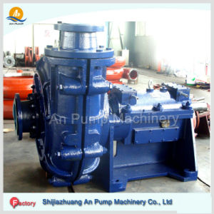 Zj Horizontal Centrifugal Slurry Pump pictures & photos