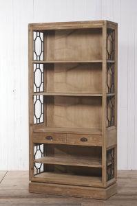 Minimal and Unique Book Shelf Antique Furniture-MD08-122-01 pictures & photos