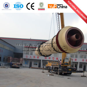 High Quality Industrial Sawdust Rotary Dryer pictures & photos
