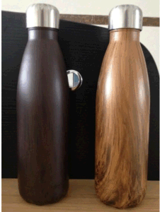 Double Wall Swell Coke Thermos Stainless Steel Swell Vacuum Flasks pictures & photos