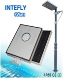 Solar& LED Integrated Streetlight 8W with CE&RoHS