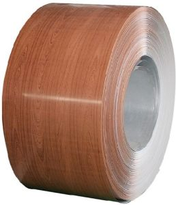 Sepecial Wooden Color-Coated Galvanized Steel Coil pictures & photos