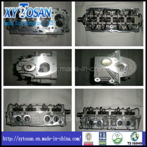 Cylinder Head Assembly with Engine Valve&Rock Arm&Camshaft for Mazda Engine pictures & photos