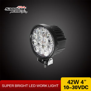 "7.5"" 42W Super Bright Agriculture LED Work Light pictures & photos"