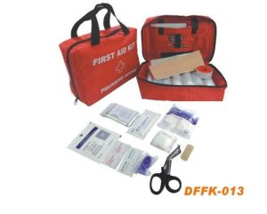 Car First Aid Kit, Customized Logos and Sizes pictures & photos