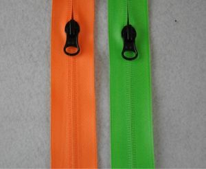 5#, 7# Water-Proof Zipper in Colored pictures & photos