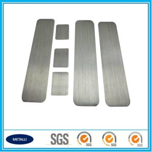 Aluminum Plate for Vacuum Brazing pictures & photos