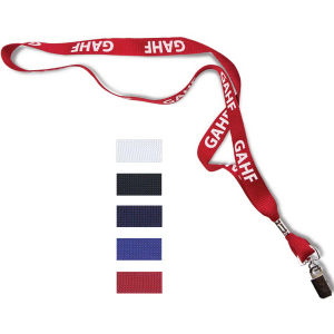 Printed Your Logo Lanyard with Breakaway Lanyard pictures & photos