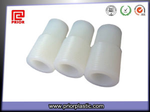 Nylon OEM Plastic Part with Thread Screw pictures & photos