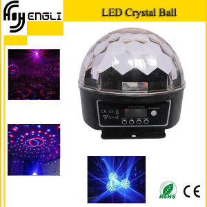 Newest RGB 3 Watt LED Effect Light for DJ&Nightclub pictures & photos
