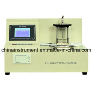 ASTM D36 IP58 Fully-Automatic Softening Point Analyzer pictures & photos