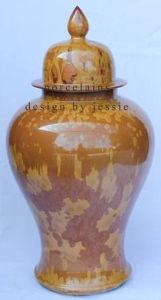 Chinese Antique Reproduction Porcelain Pot pictures & photos