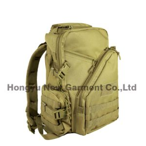 600d Polyester Military Medium Size Assault Backpack (HY-B021) pictures & photos