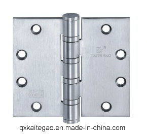 Stainless Steel Ball Bearing Wooden Door Hinge (45455-4BB) pictures & photos