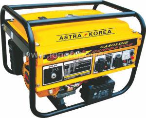 7.0HP 2.5kVA Portable Gasoline Generator pictures & photos