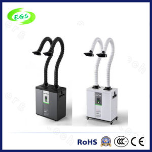 Industrial Electronic Smoke Purifier with Double Work Position (EGS-200XP) pictures & photos