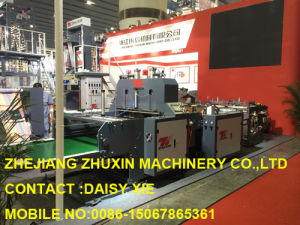New Automatic High Speed Tshirt Bag Making Machine (CY430X2-A) pictures & photos