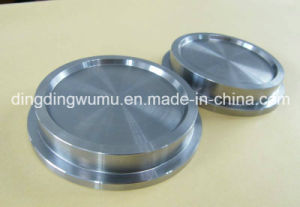 Pure Tungsten Disc Target for PVD Vavuum Sputtering Coating pictures & photos