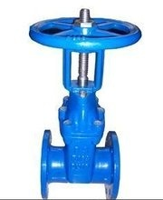 Cast Iron DIN Rising Stem Gate Valve pictures & photos