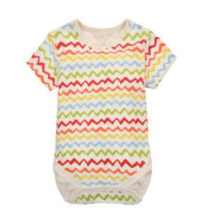 Customized Cute Pure Cotton Softe Cofortable Baby Wear pictures & photos