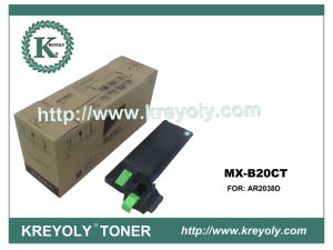 100% Compatible Copier Toner Cartridge for Sharp MX-B20CT pictures & photos