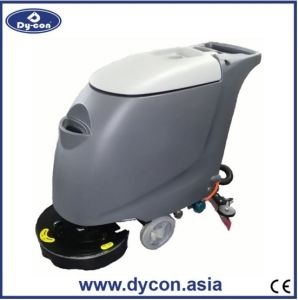 Hand Push Floor Scrubber for Cleaning pictures & photos