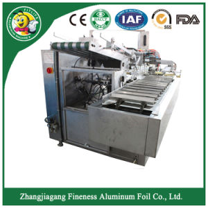 Household Aluminum Foil Wrapping and Cutting Machine pictures & photos