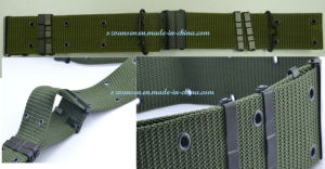 Olive Green PP Webbing Army Belt pictures & photos