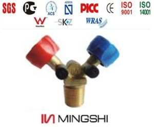 Refrigerant Cylinder Valve with Certificate (QF-13Y) pictures & photos