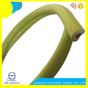 Copper Conductor Specification 50mm2 Welding Cable with Green PVC pictures & photos