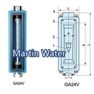 Flow Meter (MT-GA24S, GA24V) pictures & photos