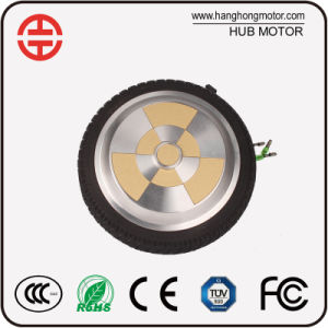 300W 6.5 Inch Brushless DC Hub Motor for Balance Car