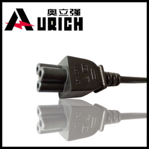 Power Cord Italy 3pin Plug Female Italy Power Cord with Stopper Imq Certificate pictures & photos