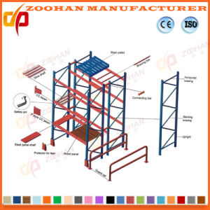 Light Duty Metal Pallet Warehouse Storage Rack (ZHr375) pictures & photos