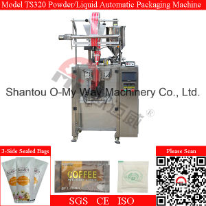 Pneumatic Type Powder and Liquid Packing Machine pictures & photos