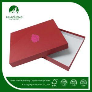 Customer Paper Wedding Candy Packaging Box (HC0331)