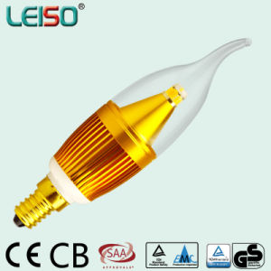 330degree E14/B15 Scob LED Candle Bulb pictures & photos