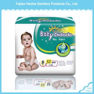 Disposable Colorful PE Backsheet Baby Diaper