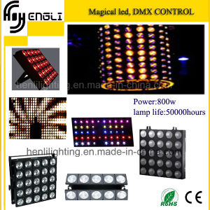 Grbw4in1 5 Pins or 5*5pins LED Stage Effect Light (HL-022) pictures & photos