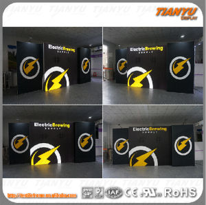 6X3m Illuminated Exhibition Booth pictures & photos