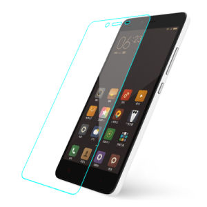 2.5D Clear Tempered Glass Mobile Screen Protector for Redmi Note2