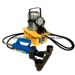 Portable Split Type Hydraulic Rebar Bender with Reasonable Price pictures & photos