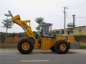 Heavy Steel Coil Bar Forklift Loader Steel Coil Lifting Machinery pictures & photos