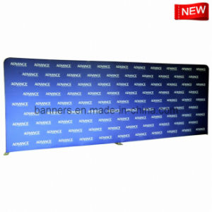 20ft Trade Show Polyester Backwall Banner pictures & photos